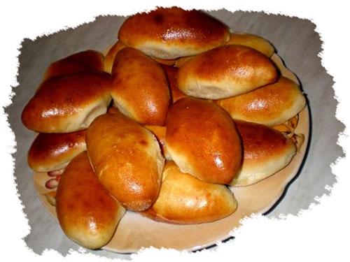 пирог с фаршем на сковороде рецепт