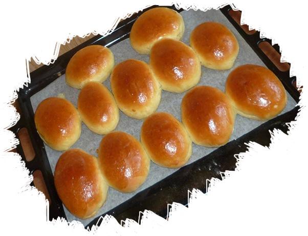 пирожки сладкие с вареньем