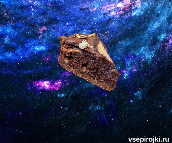 шоколадный пирог груши фото
