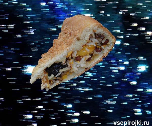 татарский пирог с тыквой фото
