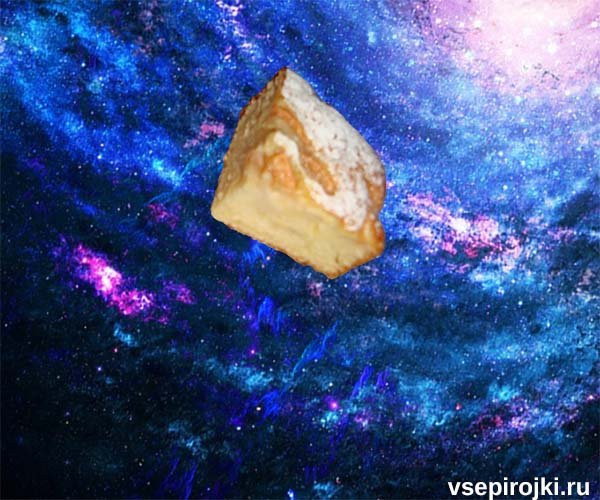 заливной грушевый пирог фото