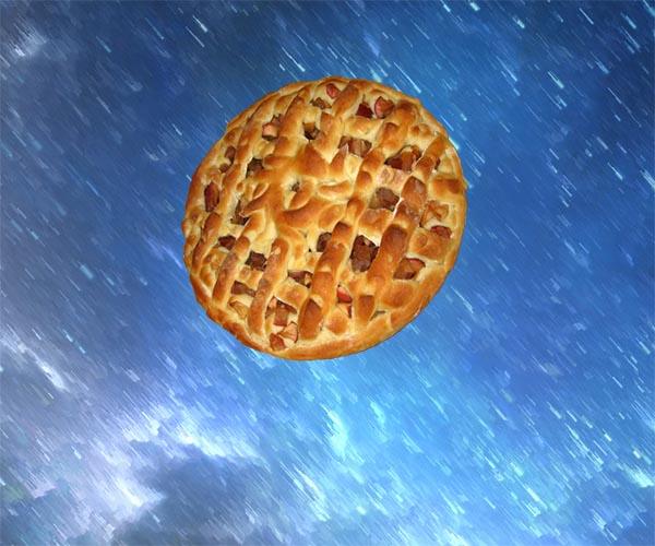 дрожжевой пирог с яблоками фото