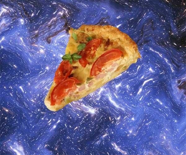 пирог с помидорами и сыром фото