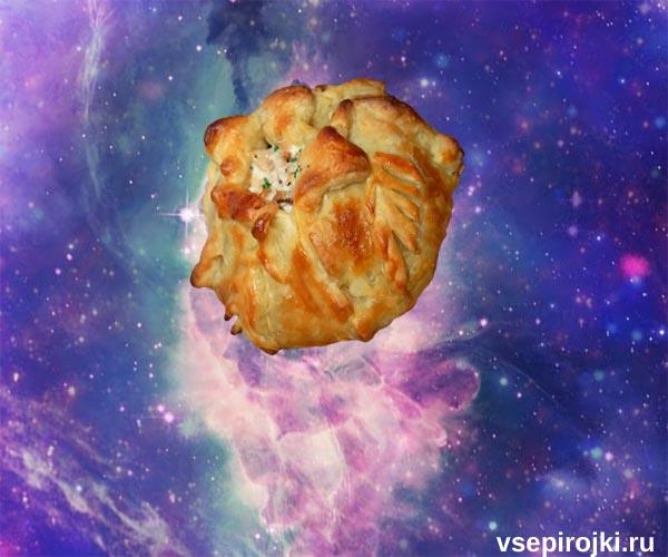 Мини курники с картошкой и курицей - рецепт пошаговый с фото
