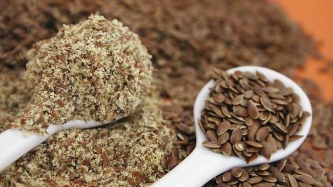 рецепт полезных блинов(из гречневой тыквенной льняной) муки