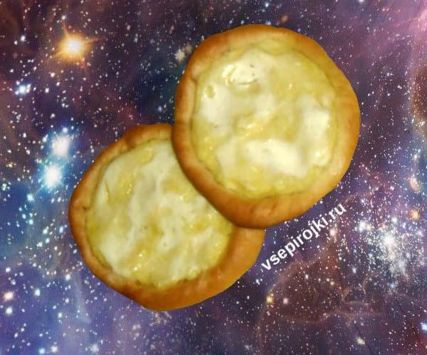 Шанежки из капусты рецепт — photo 4