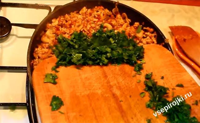 Лазанья с фаршем классический рецепт приготовление