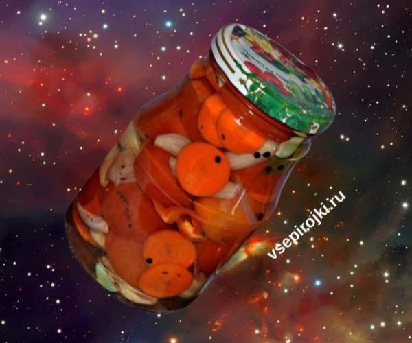 Маринуем помидоры на зиму