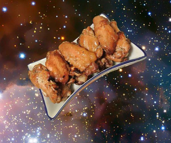 Как приготовить Куриные крылышки в духовке