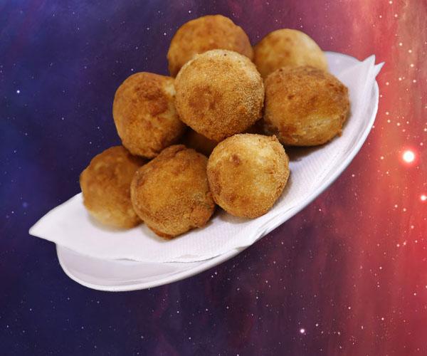 Хрустящие картофельные шарики