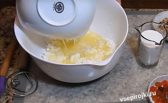 торт из печенья приготовление