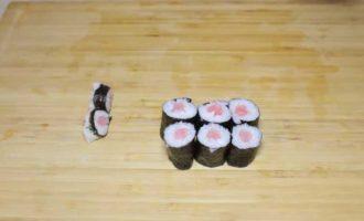 как приготовить роллы в домашних условиях