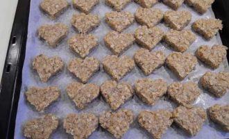 овсяное печенье без муки пошаговое приготовление