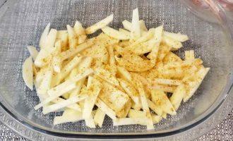 приготовление картофель запеченный