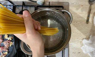 паста карбонара приготовление