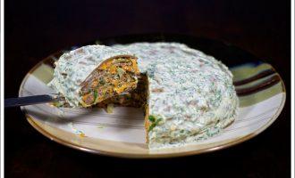 печоночный торт